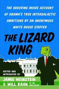 Foto Cover di The Lizard King, Ebook inglese di Will Rahn,Jamie Weinstein, edito da HarperCollins