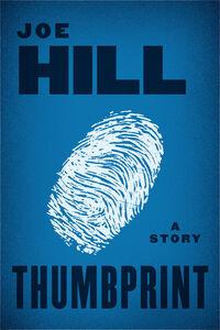 Foto Cover di Thumbprint, Ebook inglese di Joe Hill, edito da HarperCollins