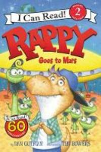 Rappy Goes to Mars - Dan Gutman - cover