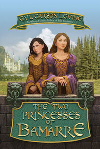 Foto Cover di The Two Princesses of Bamarre, Ebook inglese di Gail Carson Levine, edito da HarperCollins