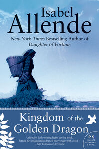 Foto Cover di Kingdom of the Golden Dragon, Ebook inglese di Isabel Allende, edito da HarperCollins