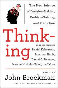 Foto Cover di Thinking, Ebook inglese di Mr. John Brockman, edito da HarperCollins