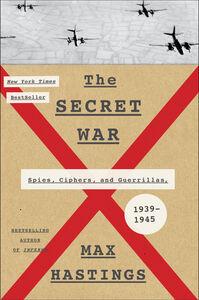 Foto Cover di The Secret War, Ebook inglese di Max Hastings, edito da HarperCollins
