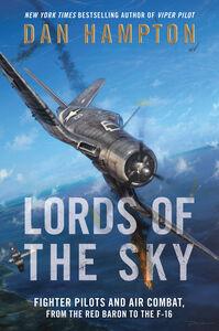 Ebook in inglese Lords of the Sky Hampton, Dan