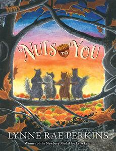 Foto Cover di Nuts to You, Ebook inglese di Lynne Rae Perkins,Lynne Rae Perkins, edito da HarperCollins