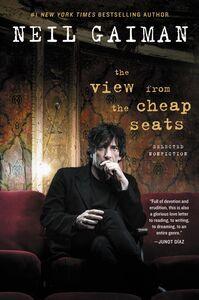 Foto Cover di The View from the Cheap Seats, Ebook inglese di Neil Gaiman, edito da HarperCollins