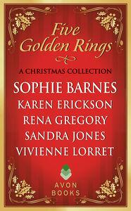 Foto Cover di Five Golden Rings, Ebook inglese di AA.VV edito da HarperCollins