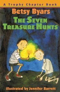 Foto Cover di The Seven Treasure Hunts, Ebook inglese di Jennifer Barrett,Betsy Byars, edito da HarperCollins