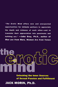 Foto Cover di The Erotic Mind, Ebook inglese di Jack Morin, edito da HarperCollins