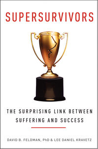 Ebook in inglese Supersurvivors Feldman, David B. , Kravetz, Lee Daniel