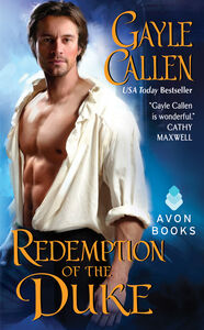 Ebook in inglese Redemption of the Duke Callen, Gayle