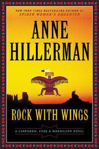 Foto Cover di Rock with Wings, Ebook inglese di Anne Hillerman, edito da HarperCollins