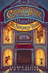 Foto Cover di The Shrunken Head, Ebook inglese di AA.VV edito da HarperCollins