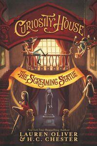 Foto Cover di The Screaming Statue, Ebook inglese di H. C. Chester,Lauren Oliver, edito da HarperCollins