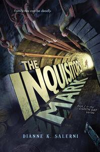 Foto Cover di The Inquisitor's Mark, Ebook inglese di Dianne K. Salerni, edito da HarperCollins