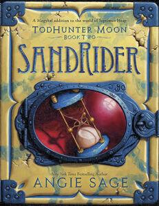 Foto Cover di SandRider, Ebook inglese di Mark Zug,Angie Sage, edito da HarperCollins