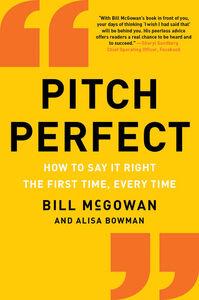 Ebook in inglese Pitch Perfect McGowan, Bill