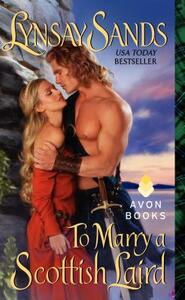 To Marry a Scottish Laird: Highland Brides - Lynsay Sands - cover