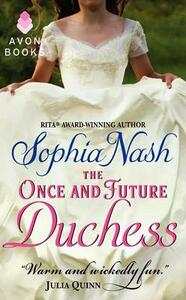 The Once and Future Duchess - Sophia Nash - cover