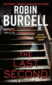 Ebook in inglese The Last Second Burcell, Robin