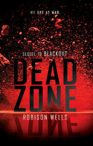 Dead Zone - Robison Wells - cover