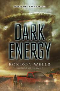 Dark Energy - Robison Wells - cover