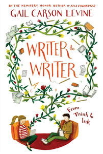 Ebook in inglese Writer to Writer Levine, Gail Carson