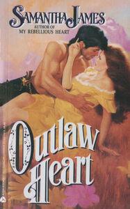 Foto Cover di Outlaw Heart, Ebook inglese di Samantha James, edito da HarperCollins