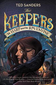 Foto Cover di The Harp and the Ravenvine, Ebook inglese di Ted Sanders, edito da HarperCollins