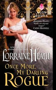 Once More, My Darling Rogue - Lorraine Heath - cover
