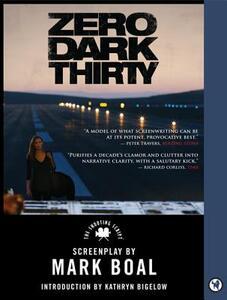 Zero Dark Thirty: The Shooting Script - Mark Boal - cover