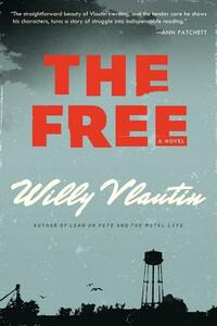 The Free - Willy Vlautin - cover