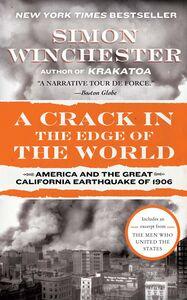 Foto Cover di A Crack in the Edge of the World, Ebook inglese di Simon Winchester, edito da HarperCollins
