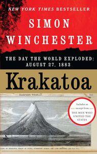 Foto Cover di Krakatoa, Ebook inglese di Simon Winchester, edito da HarperCollins