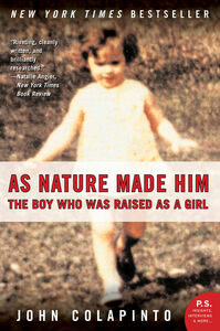 Foto Cover di As Nature Made Him, Ebook inglese di John Colapinto, edito da HarperCollins