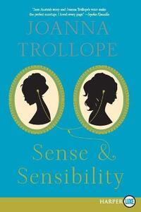 Sense & Sensibility - Joanna Trollope - cover