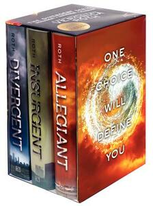 Divergent Series Complete Box Set - Veronica Roth - cover