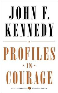 Profiles in Courage - John F Kennedy - cover