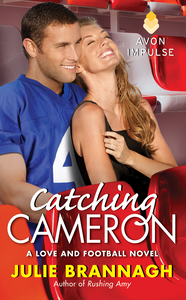 Ebook in inglese Catching Cameron Brannagh, Julie