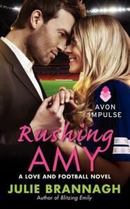 Rushing Amy - Julie Brannagh - cover