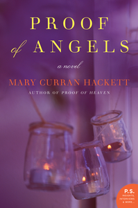 Ebook in inglese Proof of Angels Hackett, Mary Curran