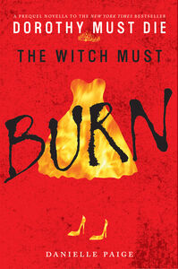 Ebook in inglese Witch Must Burn Paige, Danielle
