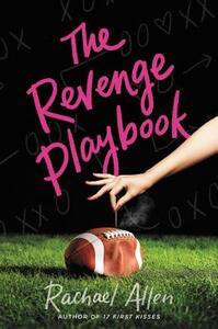 The Revenge Playbook - Rachael Allen - cover