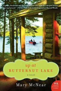 Up at Butternut Lake: A Novel - Mary McNear - cover