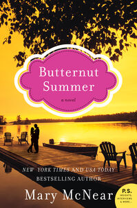 Foto Cover di Butternut Summer, Ebook inglese di Mary McNear, edito da HarperCollins