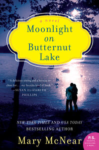Foto Cover di Moonlight on Butternut Lake, Ebook inglese di Mary McNear, edito da HarperCollins