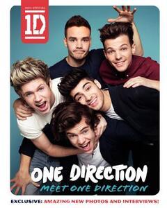 One Direction: Meet One Direction - One Direction - cover