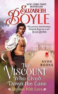 Foto Cover di Viscount Who Lived Down the Lane, Ebook inglese di Elizabeth Boyle, edito da HarperCollins