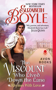 Ebook in inglese Viscount Who Lived Down the Lane Boyle, Elizabeth