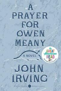 A Prayer for Owen Meany - John Irving - cover